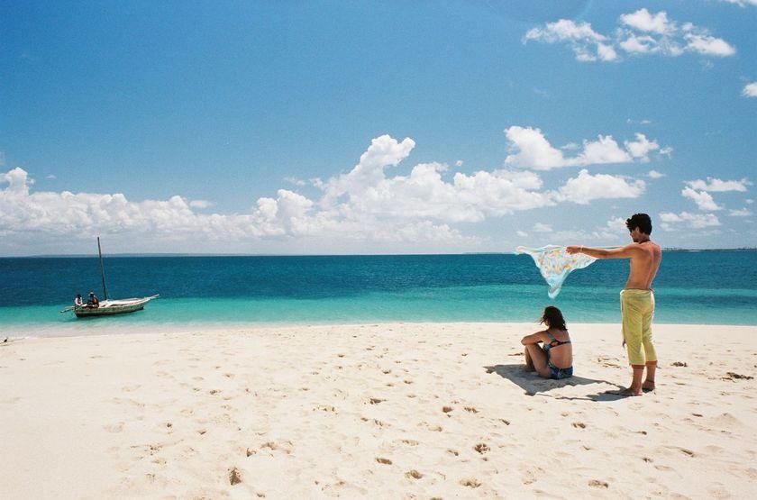 Séjour sur l'île de Ibo, Mozambique