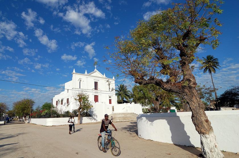 Séjour à Ilaha Lodge, Mozambique