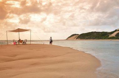 Séjour plage et nature à Machangulo Beach Lodge, voyage Afrique
