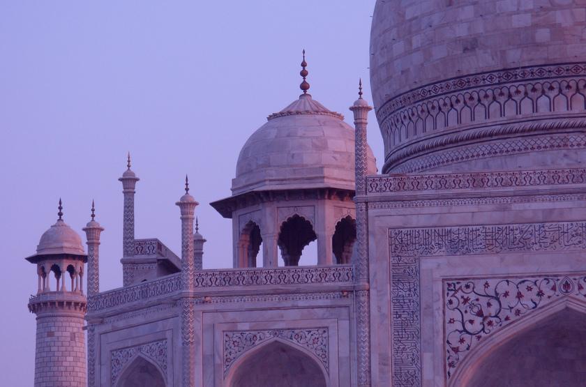 Voyage de luxe au Rajasthan, Taj Mahal, Inde