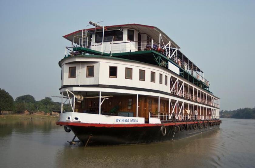 Croisière en Inde sur le Gange, RV Bengal Ganga