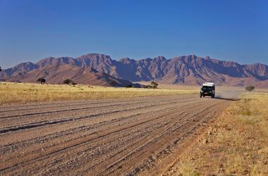 Namibie : Circuit avec un guide chauffeur privé parlant français, voyage Afrique