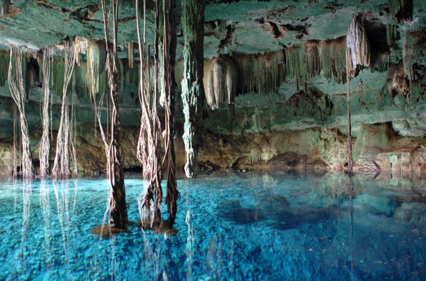 Yucatan   campeche   cenotes slideshow