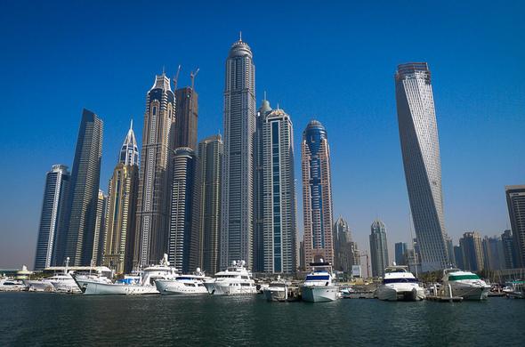 Combiné Inde Dubaï, retour vers le futur, voyage Moyen-Orient
