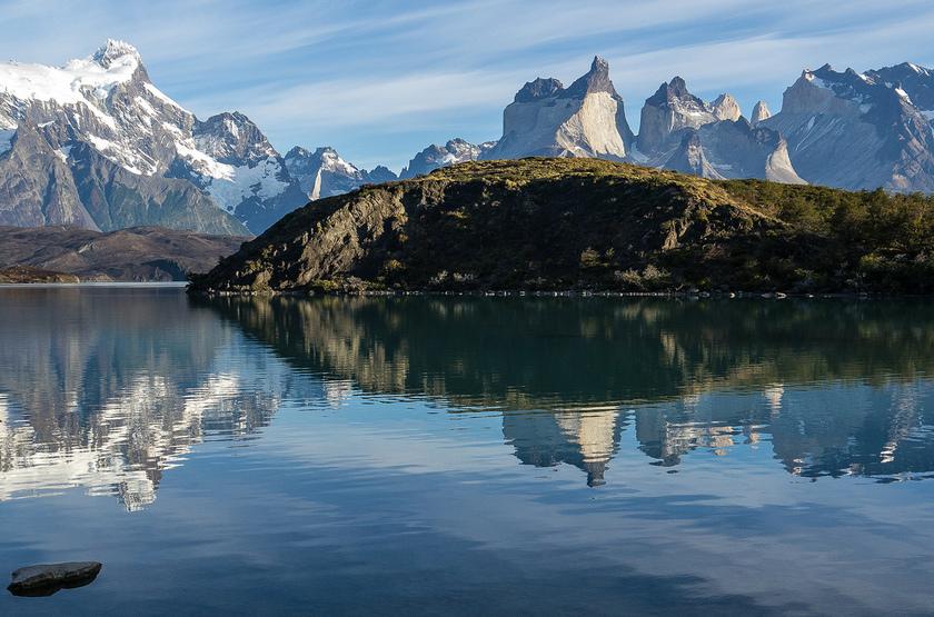 Tores Del Paine, Chili