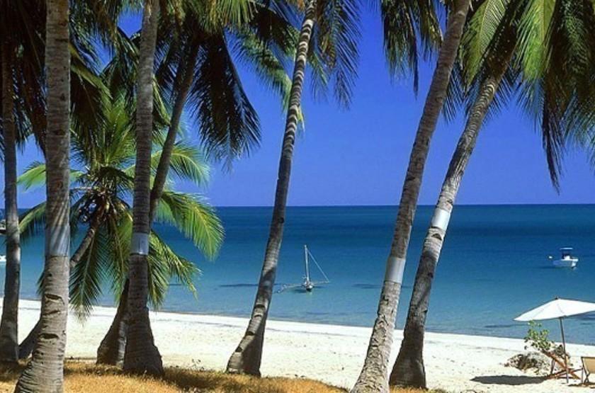 Plage du Anjajavy Hotel, Madagascar