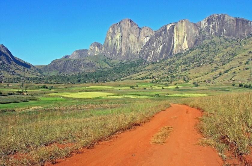 Circuit à Madagascar, Andringrita