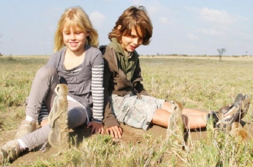 Safari en famille au Botswana