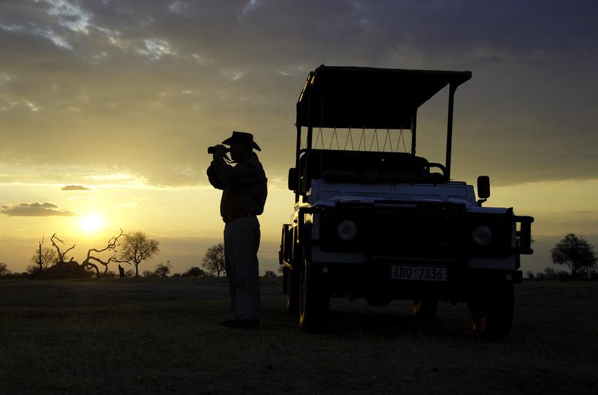 Safari à Musango, Matusadona Parc, Zimbabwe