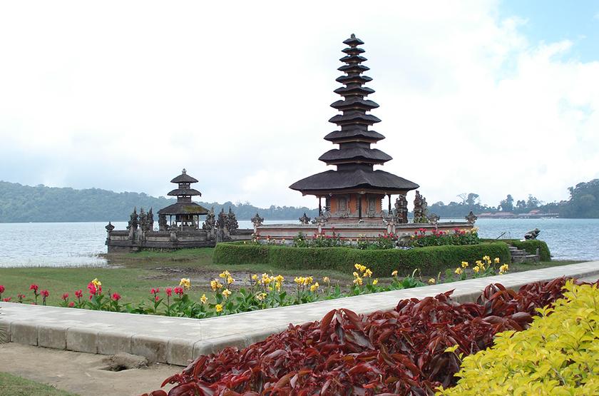 Bedugul, Lac Batran, Bali, Indonésie