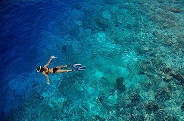 Snorkeling aux Maldives à prix doux, voyage Océan indien