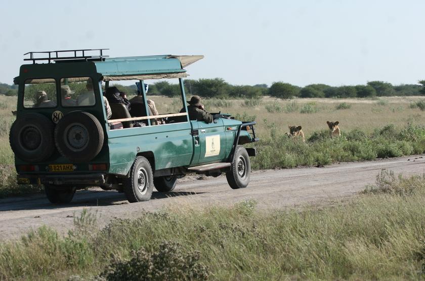 Circuit Botswana, Kazuma Trails, Botswana