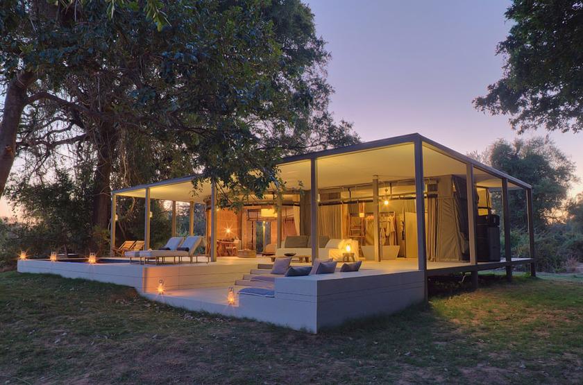 Voyage de noces en Zambie, Chinzombo, South Luangwa