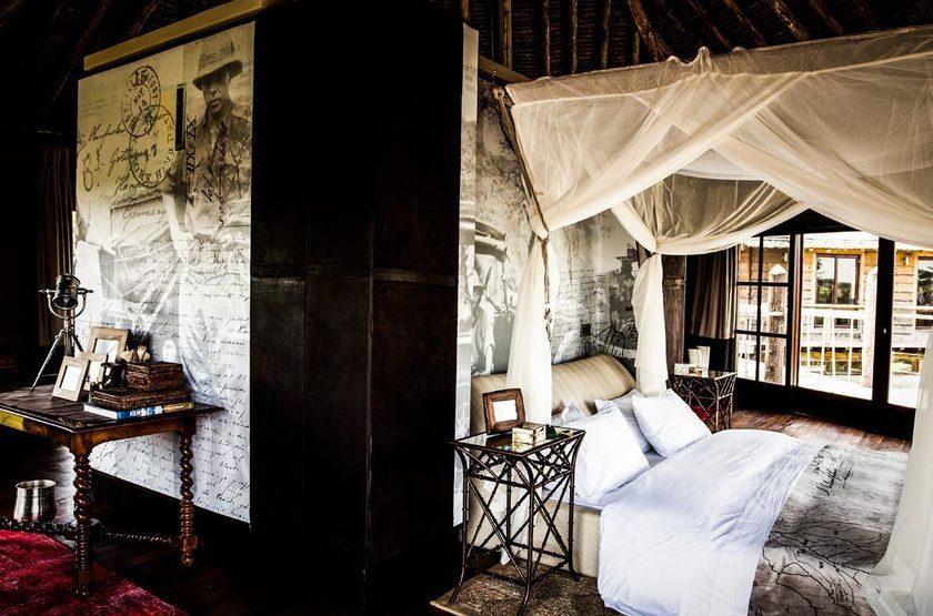 Kenya, Segera, chambre
