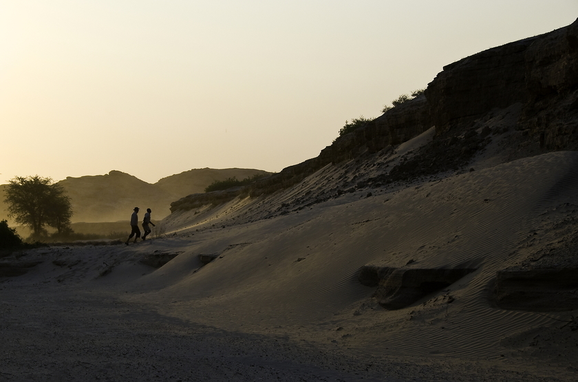 Hoanib, Skeleton Coast, Namibie