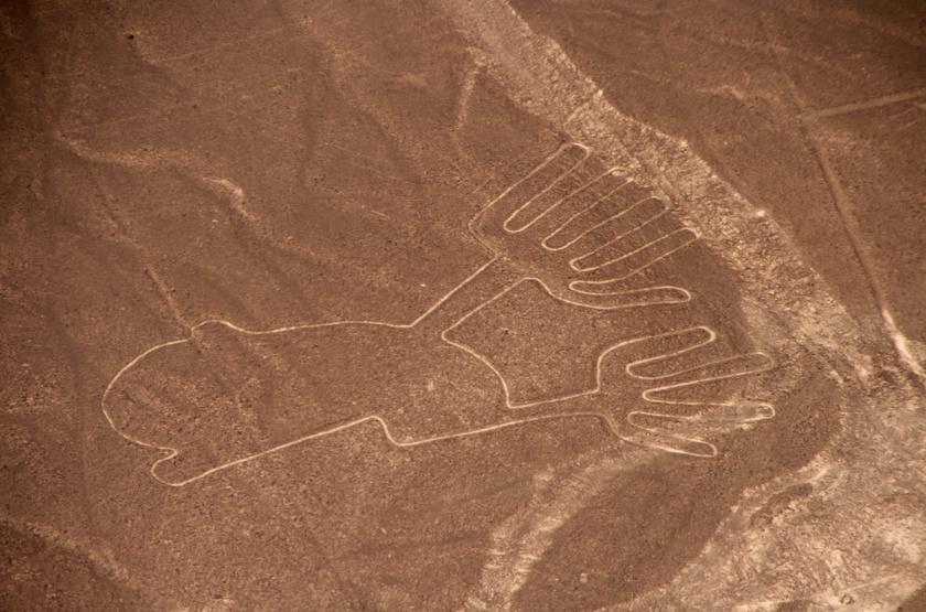 Site de Nazka, Pérou