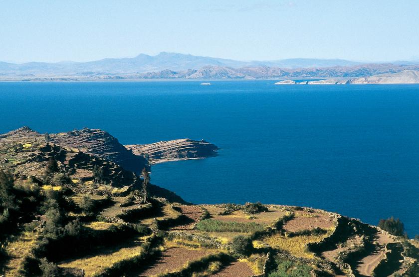 Ile Taquile, lac Titicaca, Pérou