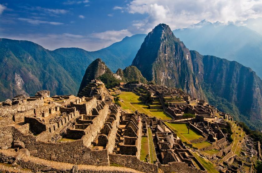 Circuit au Pérou, Macchu Picchu, Perou
