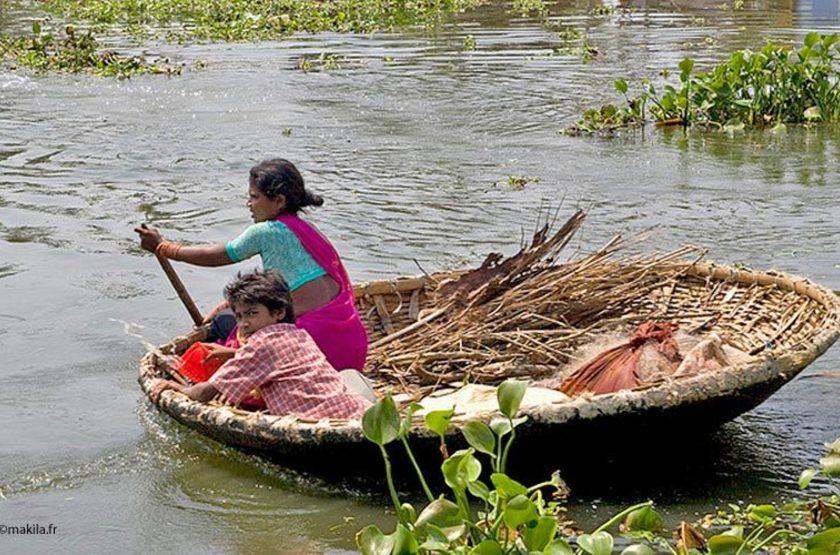Kerala, Inde du Sud