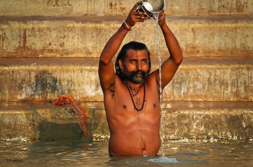 Bénares, Inde