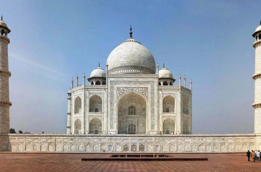 Taj Mahal, Agra, Rajasthan, Inde