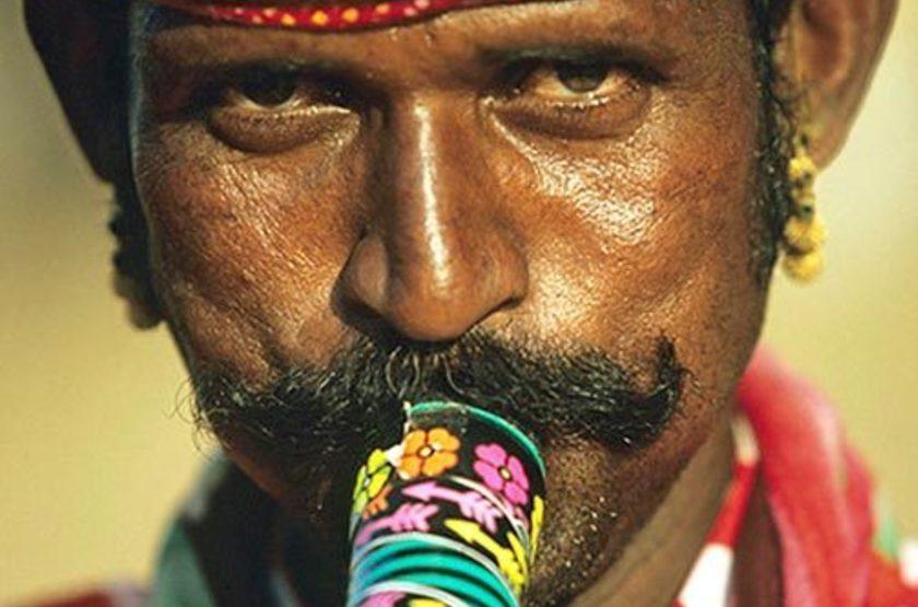Rajasthan musisien gipsy slideshow