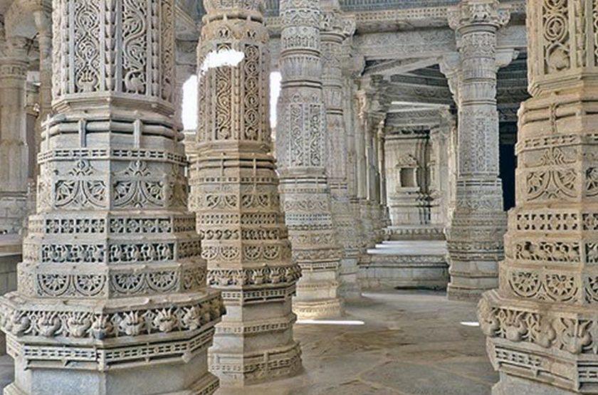 Temples de Ranakpur, Rajasthan, Inde