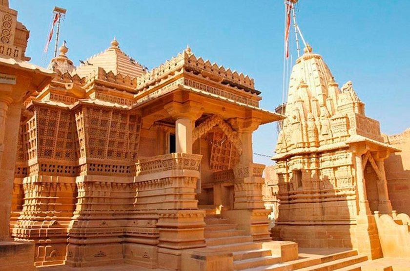 Lodruva, Rajasthan, Inde