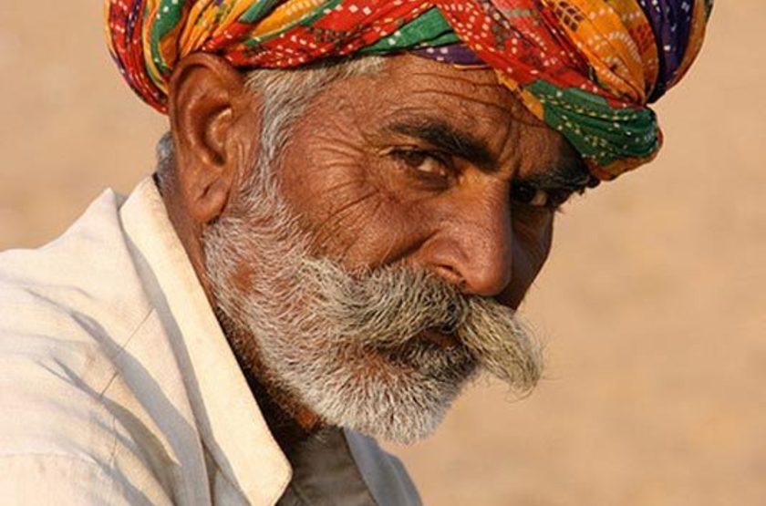 Saddhu, Jaisalmer, Inde