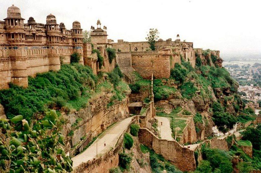 Fort Gwalior, Inde