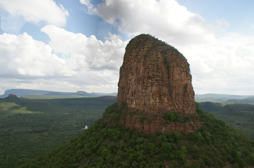 Leobo, Waterberg, Afrique du Sud, The Observatory