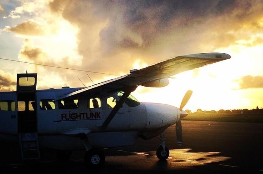 Avion taxi, Tanzanie