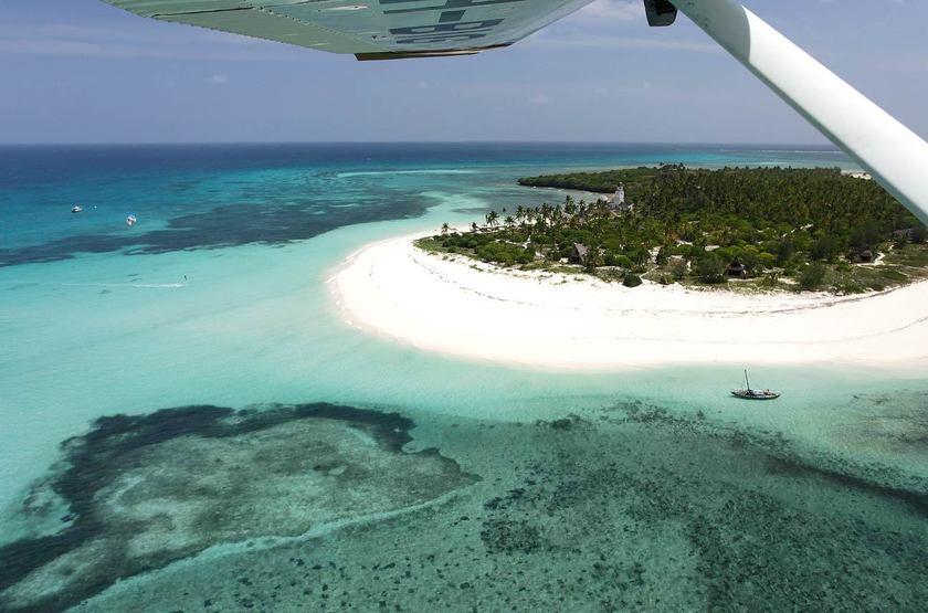 L'île de Fanjove, Tanzanie