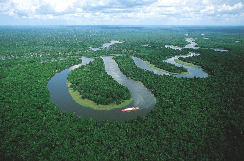 Croisière sur l'Amazone, Pérou