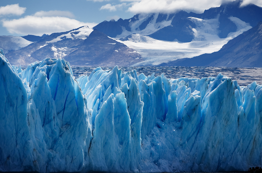 Glacier d'Upsala Argentine