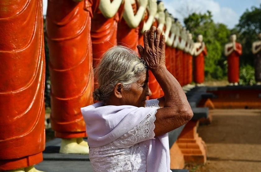Prières, Sri Lanka