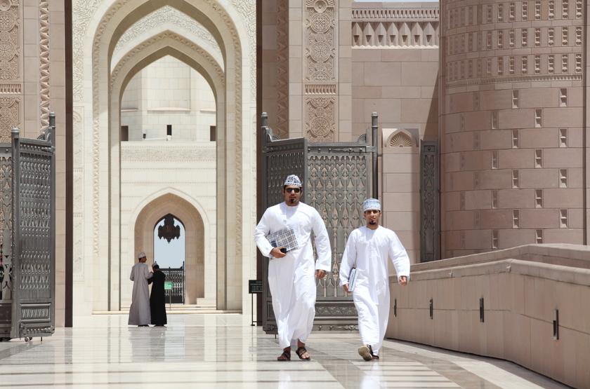 Grande Mosquée d'Oman