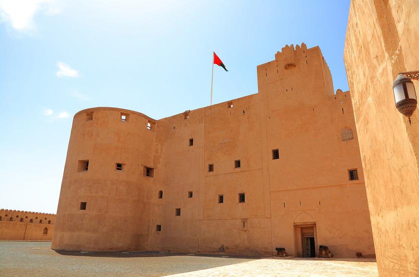Jabrin Castle, Oman