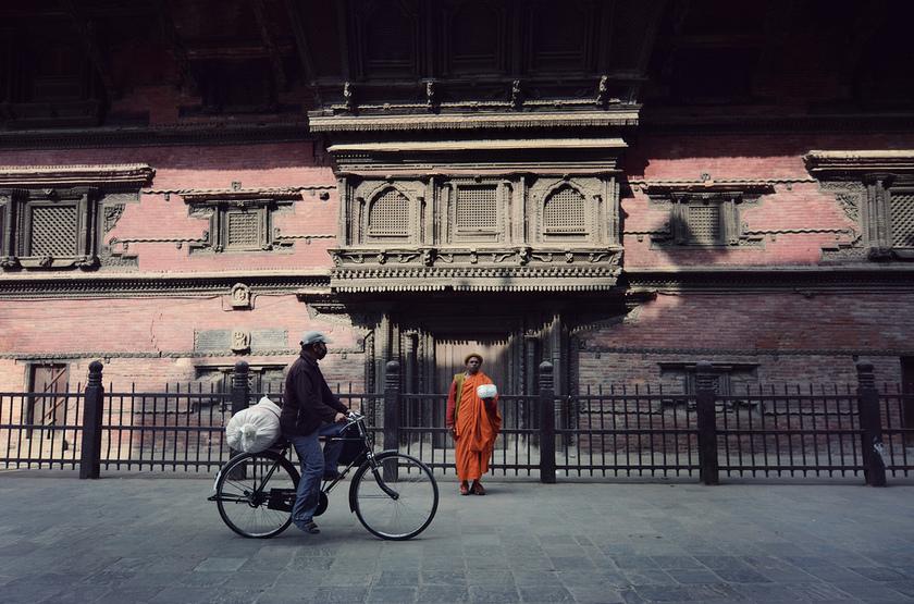 Kathmandou, Népal