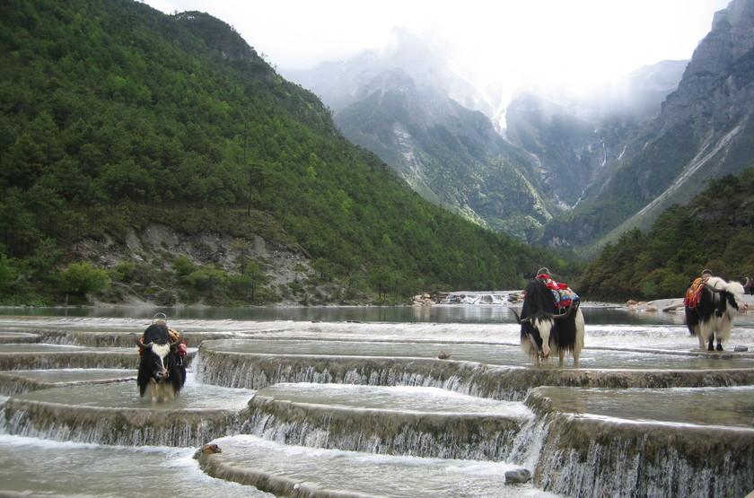 Blu Moon Valley, Yunnan
