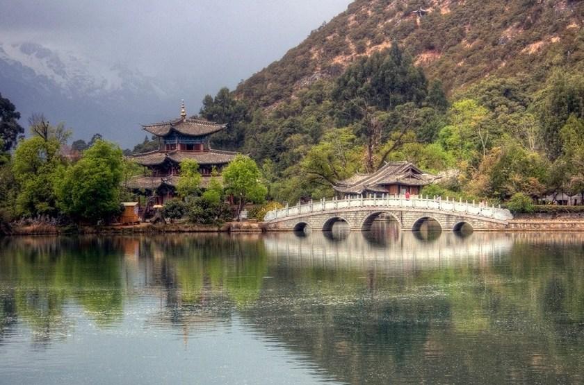 Black Dragon, Yunnan