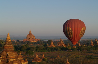 Birmanie, au royaume des pagodes d'or, voyage Asie