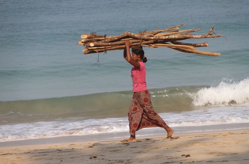 Séjour à Ngapali, Birmanie