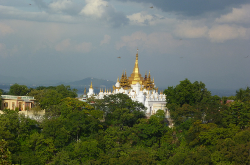 Sagaing, Mandalay, Birmanie