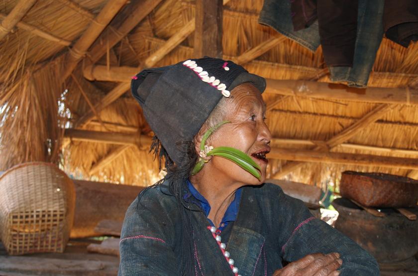 Birmanie, portrait