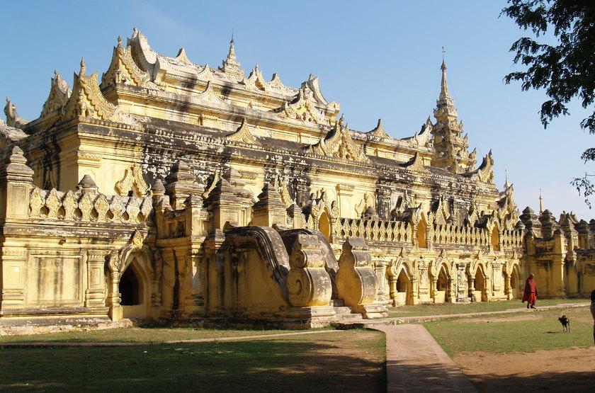 Voyage de Noces en Birmanie