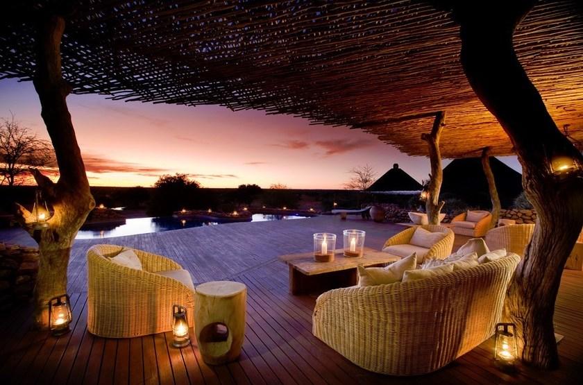 Tswalu, Afrique du Sud