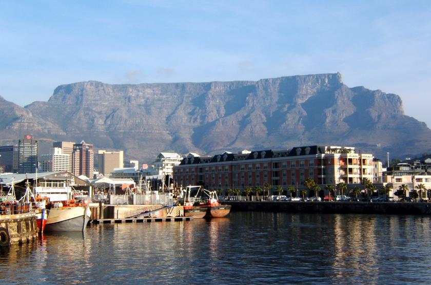 Cape Town, Afrique du Sud, Waterfront
