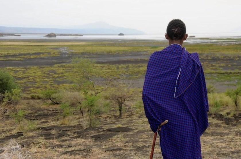 Masai dans le Ngorongoro, Tanzanie