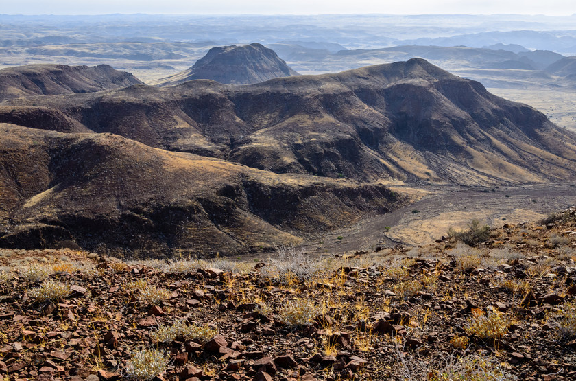 Kaokoland, Namibie
